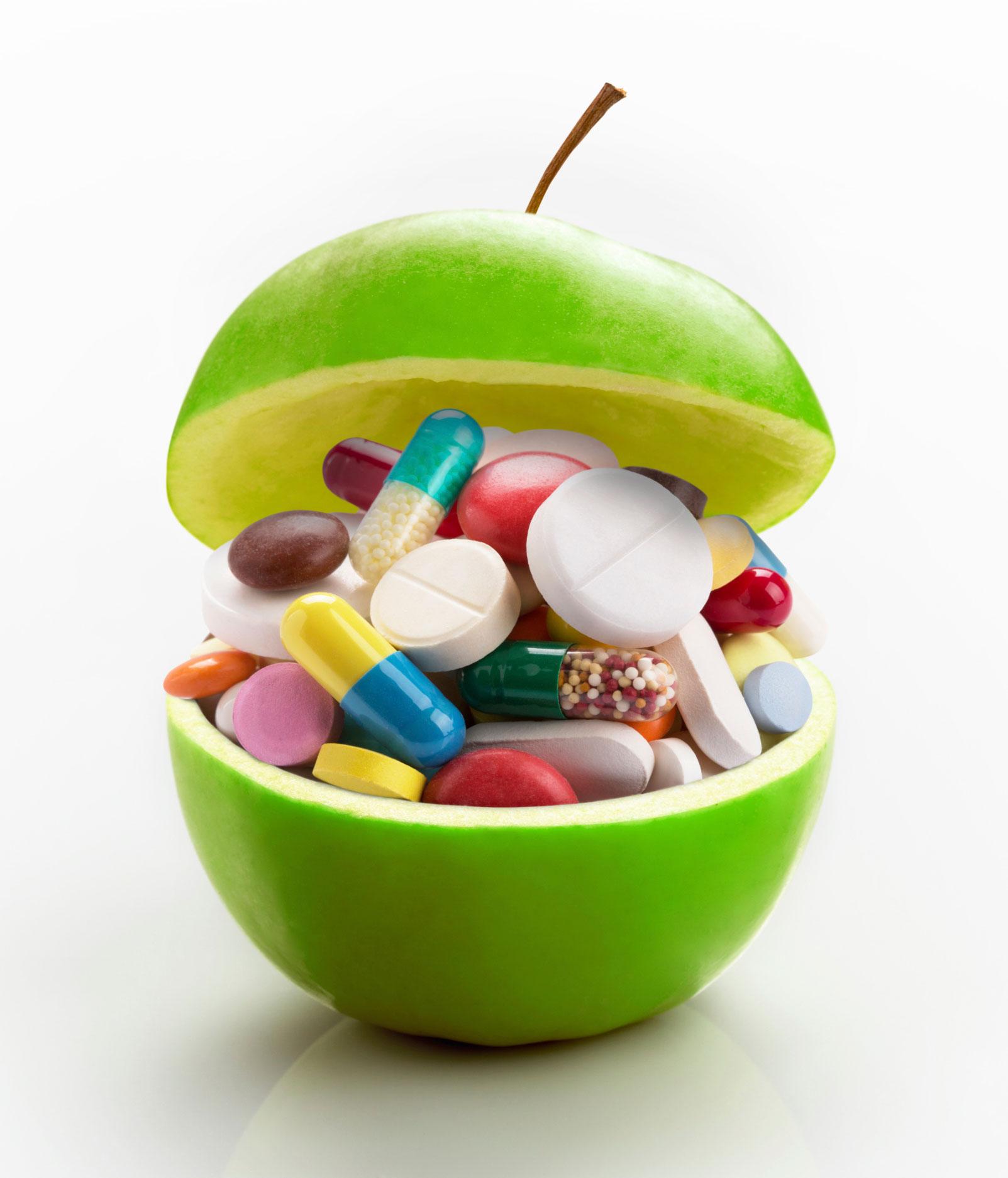 kenapa kita perlu makan vitamin