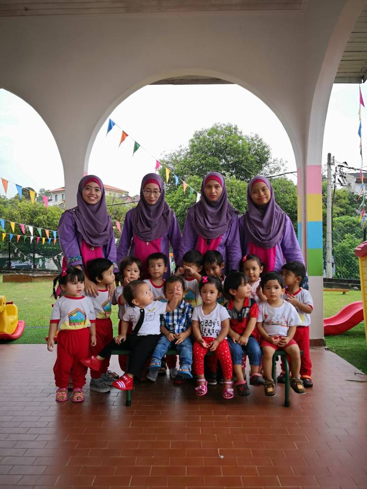nursery anak bawah 2 tahun Shah Alam