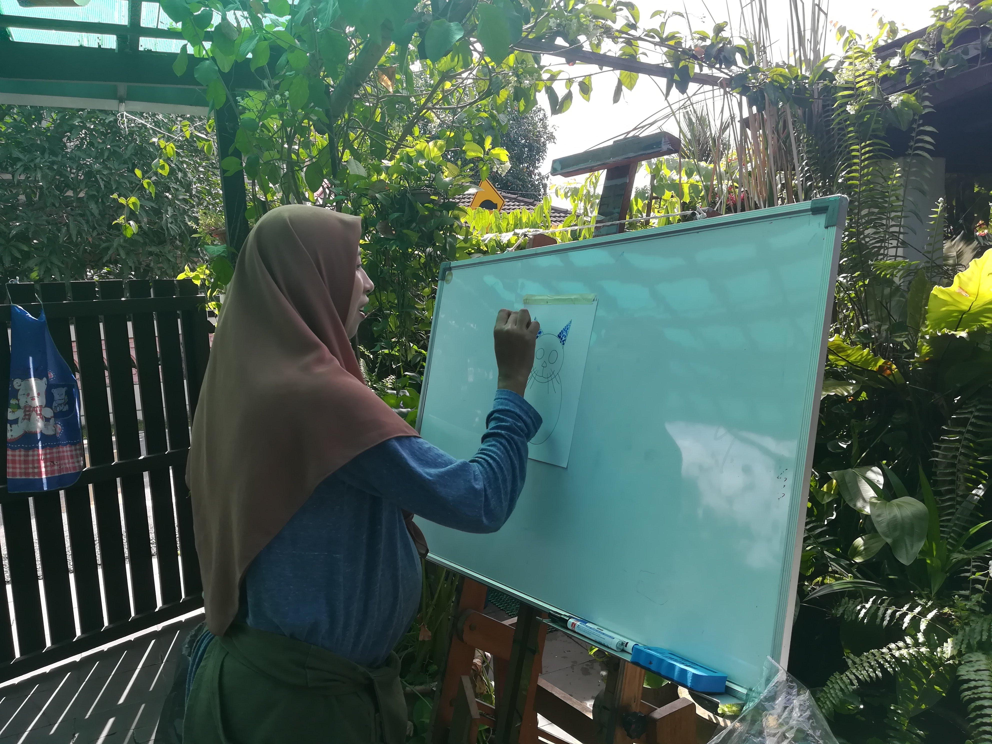 Art Class: Bengkel Melukis Mewarna Bersama Jaja Yusof