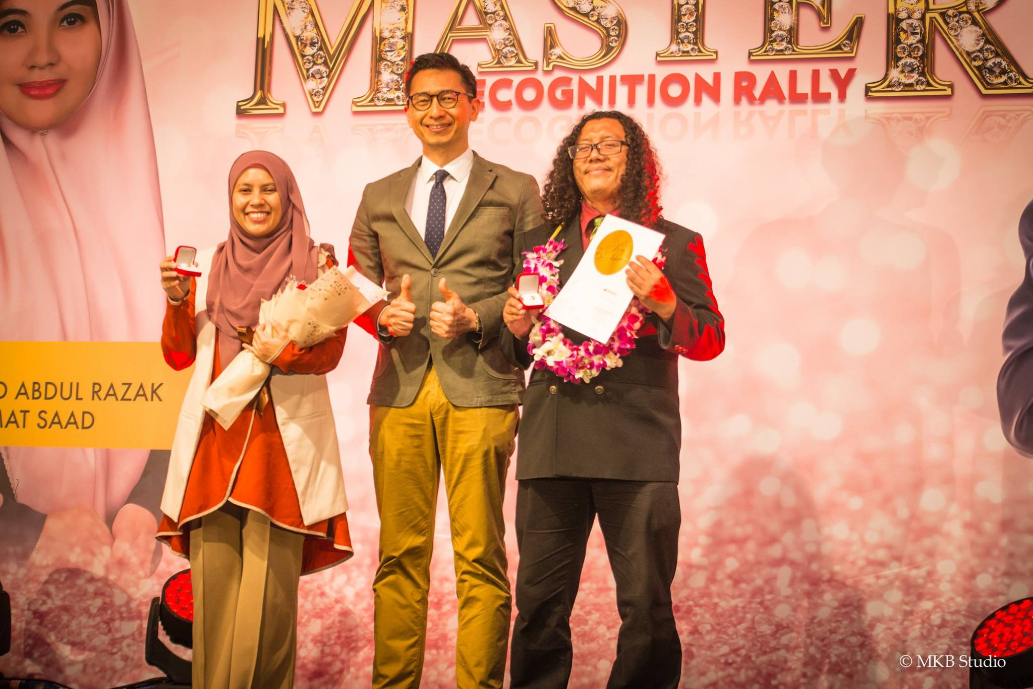 Hotel Marriot Putrajaya Majlis Recognition Naik Pangkat & Rahsia Kejayaan