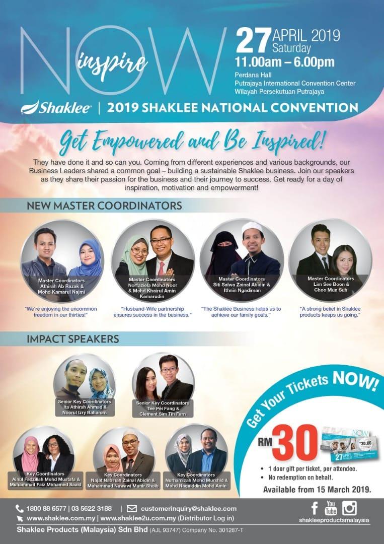 Impact Speaker National Conference 2019 , Teruja terpilih dalam Beribu